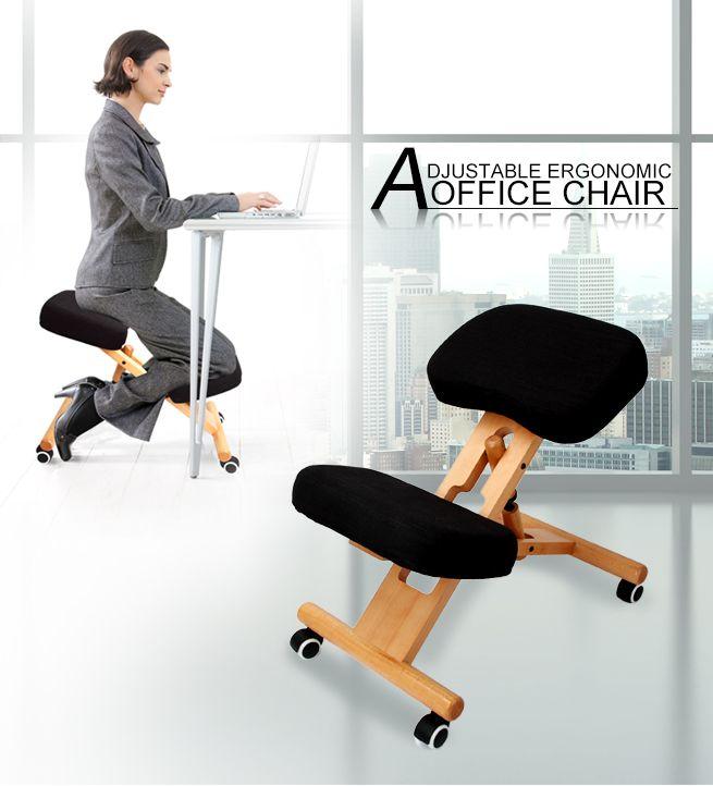Genial Adjustable Ergonomic Office Chair ...